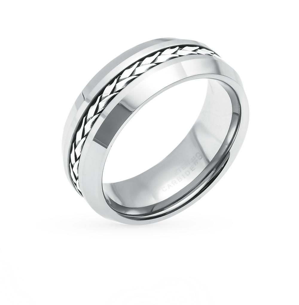 Фото «кольцо из стали с вольфрамом»