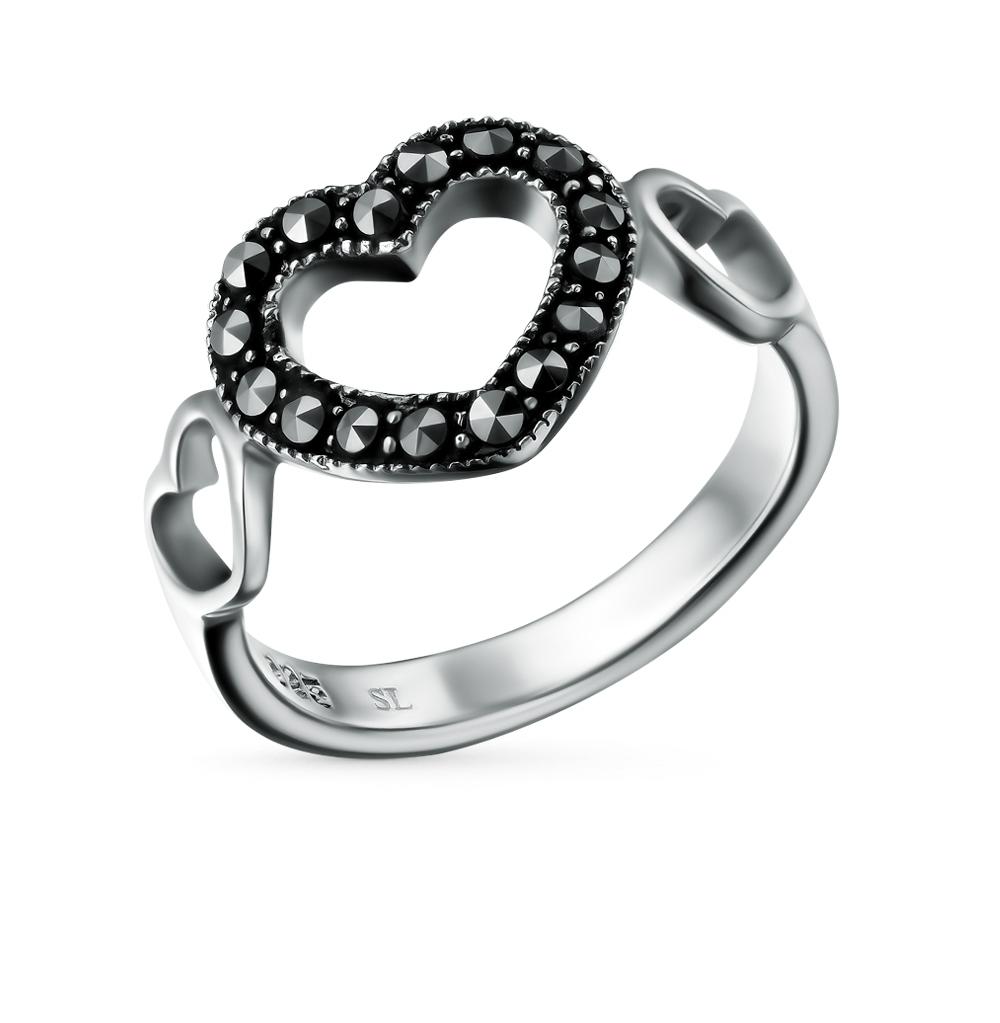 Фото «кольцо с марказитами»